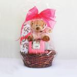 CookiesForJani_PinkBabyGirlBasket
